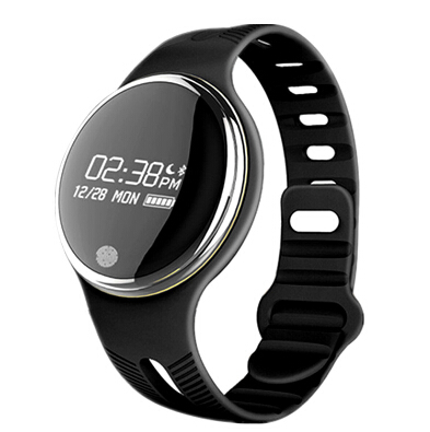 Impermeabile intelligente banda e07 intelligente wristband contapassi attività tracker braccialetto intelligente per iphone android phone pk fitbit pk xiaomi