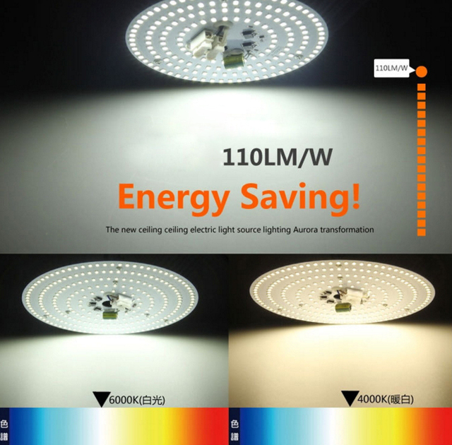 6 diameter extra bright cool white 6000k led panel for ceiling 6 diameter extra bright cool white 6000k led panel for ceiling fan light mozeypictures Gallery