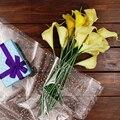 Presente das flores de papel de embrulho papel de embrulho de celofane plástico transparente impressão do ofício de papel DIY papel de embrulho de doces biscuit