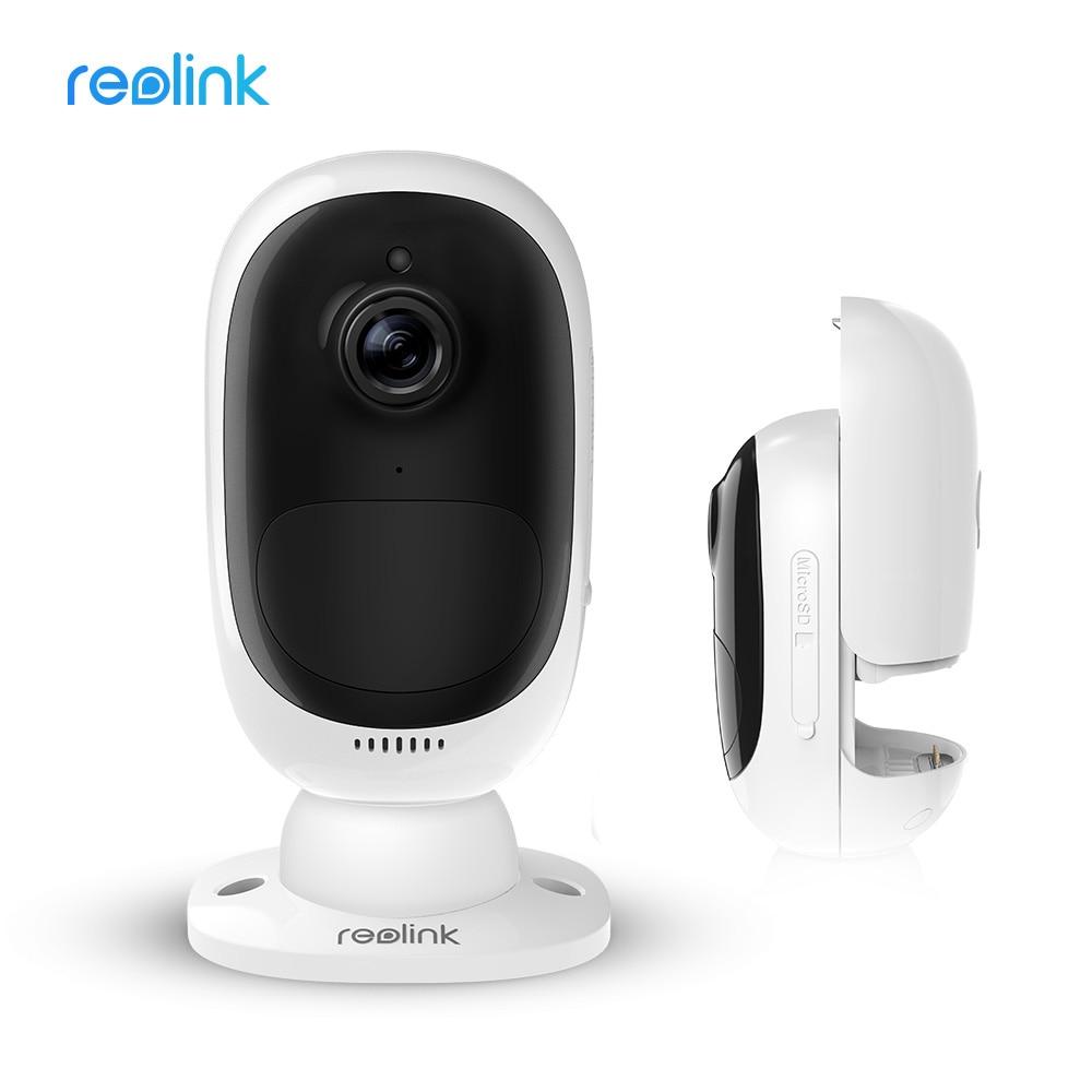 Reolink Rechargeable Batterie WiFi IP Caméra 2.4g Sans Fil de Sécurité Vidéo Surveillance Système 2-façon Audio En Plein Air Intérieur Argus 2