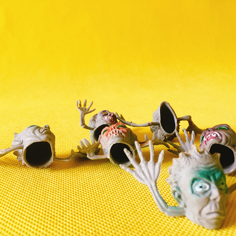 Halloween Figurines Demon Figurines For Easy To Make