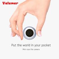 Volemer C2 Mini Camera HD720P IP IR Kamera Draadloze Wearable Mini Micro Camera Motion Sensor Body Camera Met Magnetische Clip Mini