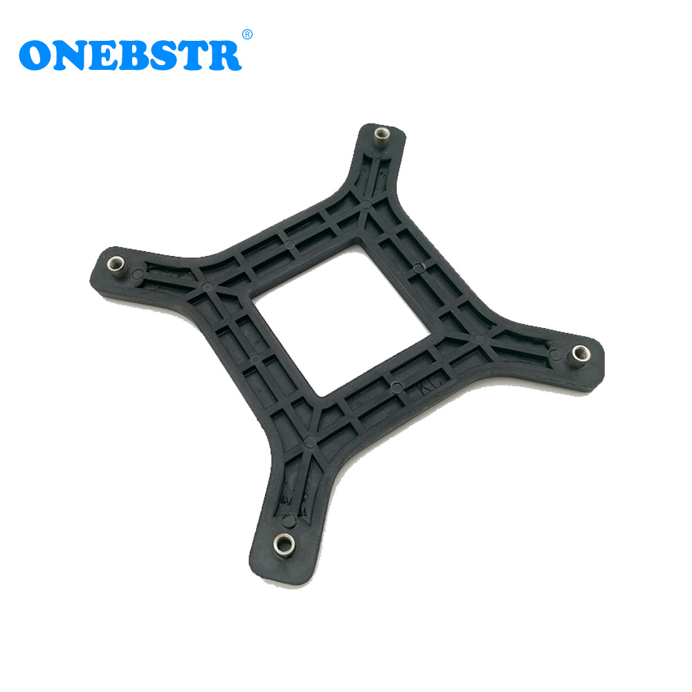 Socket LGA775 Motherboard Backplane CPU Heatsink Fan Bracket Backplate For Desktop Cooler Case Free Shipping