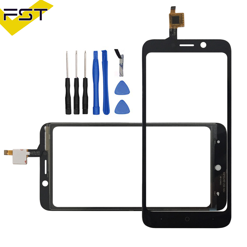High Quality New Touch Screen Digitizer For Doogee X50 / X50LTouch Screen Digitizer Front Glass Panel Sensor No LCD