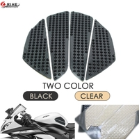 products Motorcycle universal stickers Traction Pads clear tank stickers For KAWASAKI ZX 6R ZX 9R ZX10R Z800 ZR800 Z1000SX r6 r1