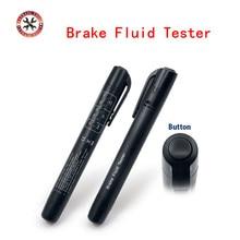 Автомобильный тестер тормозной жидкости, диагностические инструменты для автомобиля, 5 светодиодов, инструменты для тестирования тормозной жидкости
