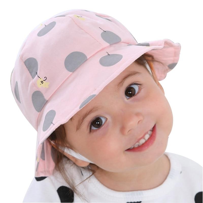 Angemessen Baby Panamahut Mädchen Gehen Angeln Sun Cap Kinder Strand Eimer Hut Für Kinder Kleinkind Floppy Sombrero Gorro Fedora 3 Bis 36 Monate