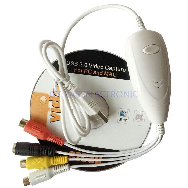 2017 nouvelle carte vidéo USB 2.0 avec clé d'instantané pour MAC & Window XP/Vista/7/8 livraison gratuite
