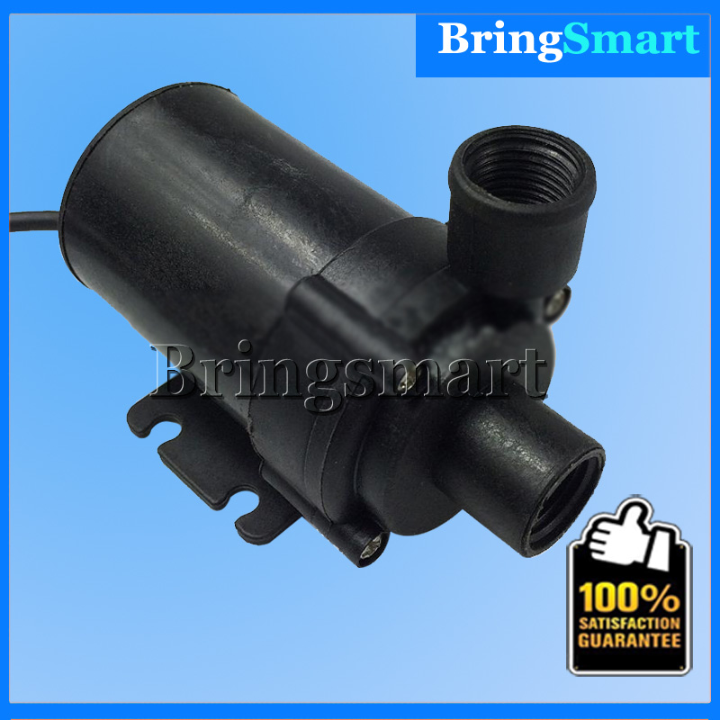 цена на Free shipping JT-660C 900L/H 12V DC Thread mouth Brushless Water Pump Cooling Wtr Pump Mini Booster Pump 24V Bringsmart