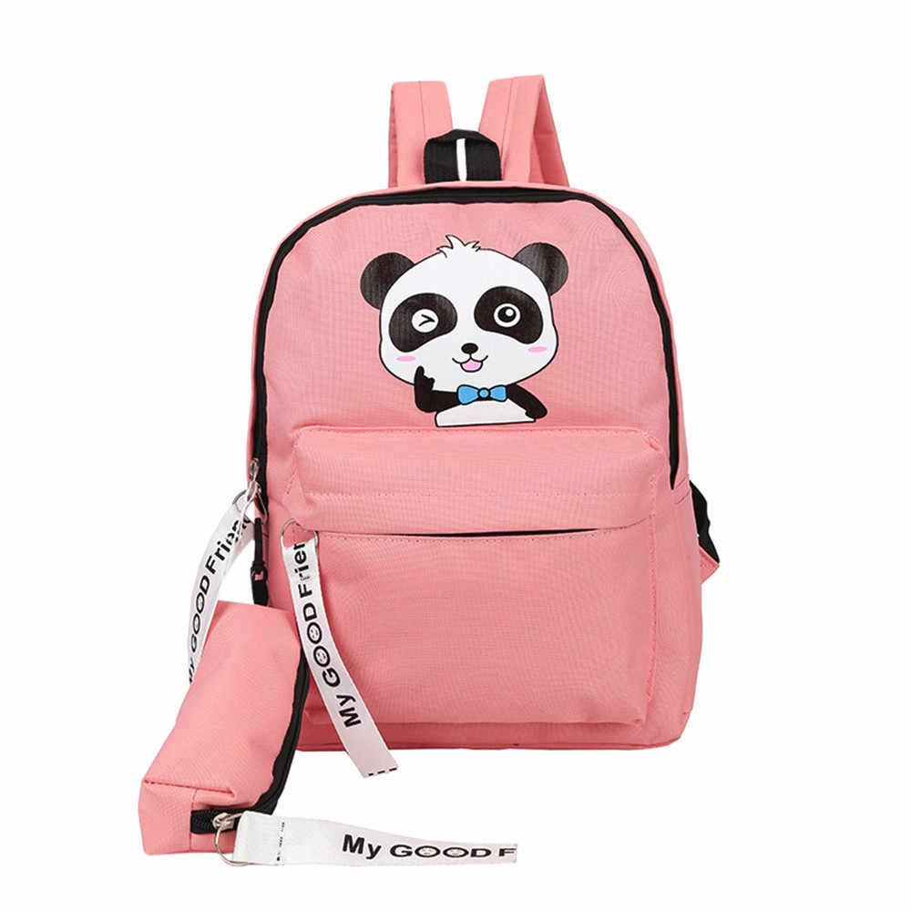 f2faf669df1c ... Рюкзак для взрослых девочек-подростков Bogs школа рюкзак мультфильм студенты  сумки Высокое качество Молодежные рюкзаки ...