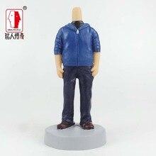 Cake Topper custom avatar creative gift customized real doll custom clay dolls fixed resin body DR952
