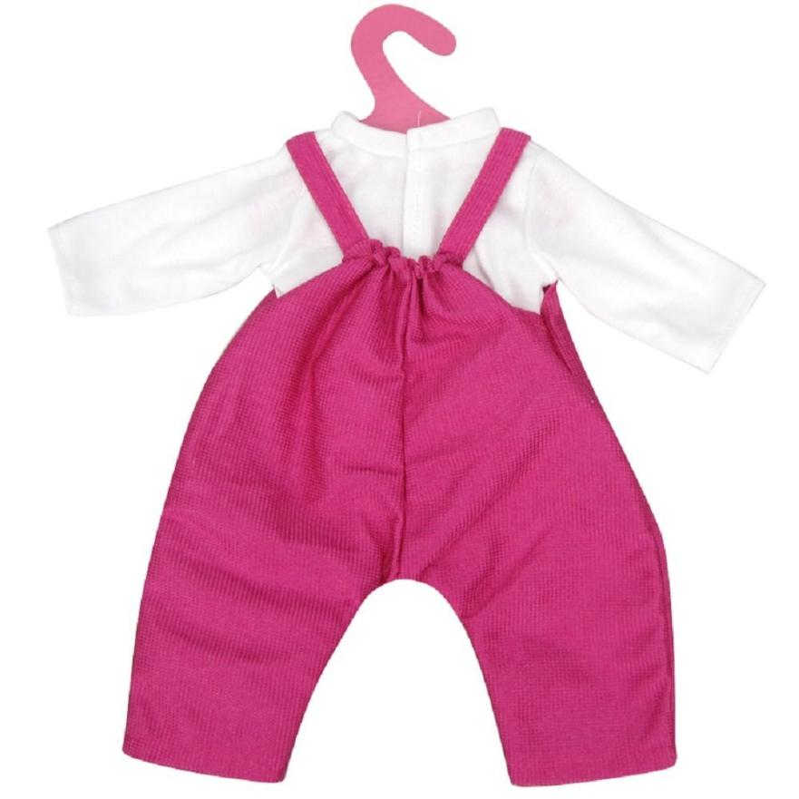 Mooistar #4066D Baby Doll Clothes Cute Clothing Rompers Outfits For 18 inch American Girl Doll