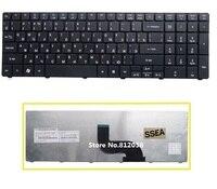 SSEA Brand New RU Rosyjska Klawiatura dla Acer Aspire 7235 7250 7251 7331 5336 5410 7336 5745 5749 5800 5820 7339 7535 klawiatura