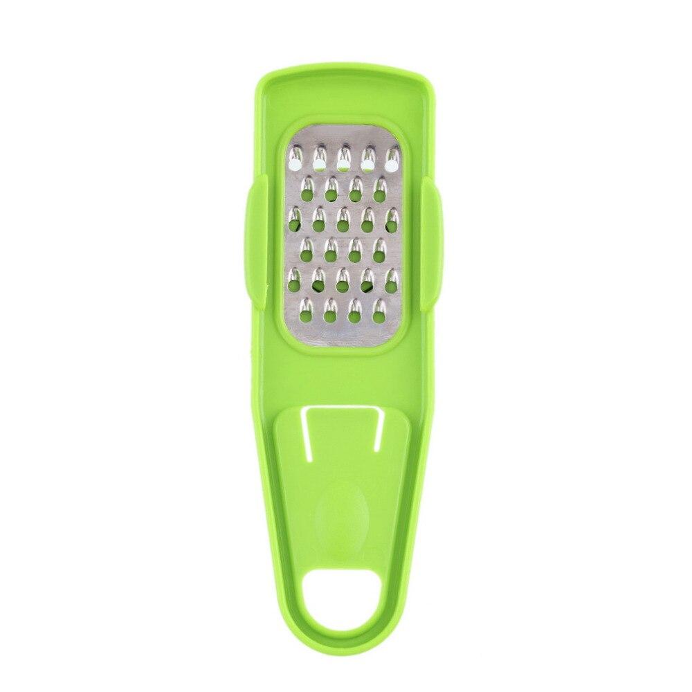Multi-fonction gingembre ail presse meulage râpe rabot trancheuse Mini Cutter pour ustensiles de cuisine outils livraison directe 3