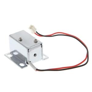 Image 2 - Cerradura electrónica de 12V, 0,4a, montaje de liberación, solenoide, Control de acceso, 10166