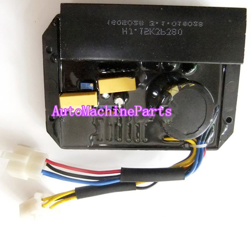 15K3P380 AVR Automatic Voltage Regulator For Generator Spare Parts km20k220 b avr automatic voltage regulator kama generator parts