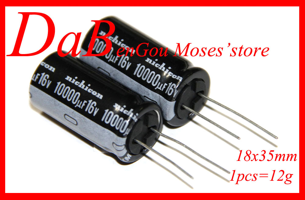 0.22uF to 10,000uF Lot of 3 Axial Electrolytic Capacitors 6.3V to 450V