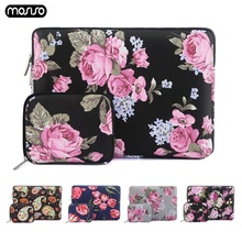 MOSISO Laptop Sleeve Notebook Bag Pouch Case for Macbook Air 13 Pro 15 Lenovo ASUS/Surface 3 4