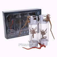 NECA Alien 2 Creature Pack Stasis Chanber LED Light 7 PVC Action Figure Collectible Model Toy 2 Pack