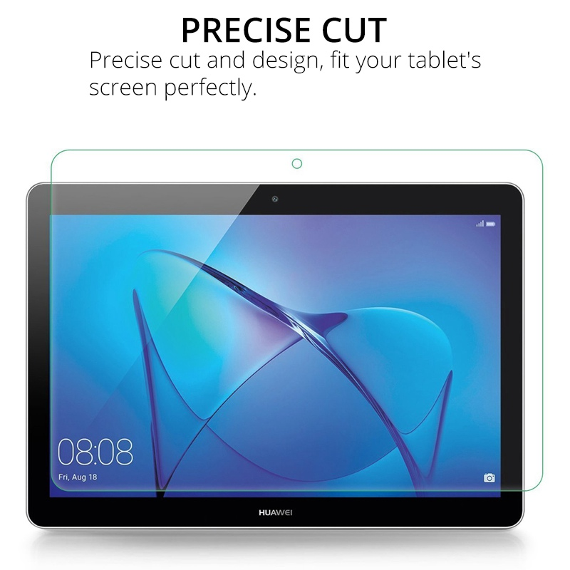 Tempered Tablet Glass For Huawei Mediapad T3 7 8 10 7.0 8.0 9.6 Inch Screen Protector M5 Lite 8 10 T5 10.1 Protect Glas Film