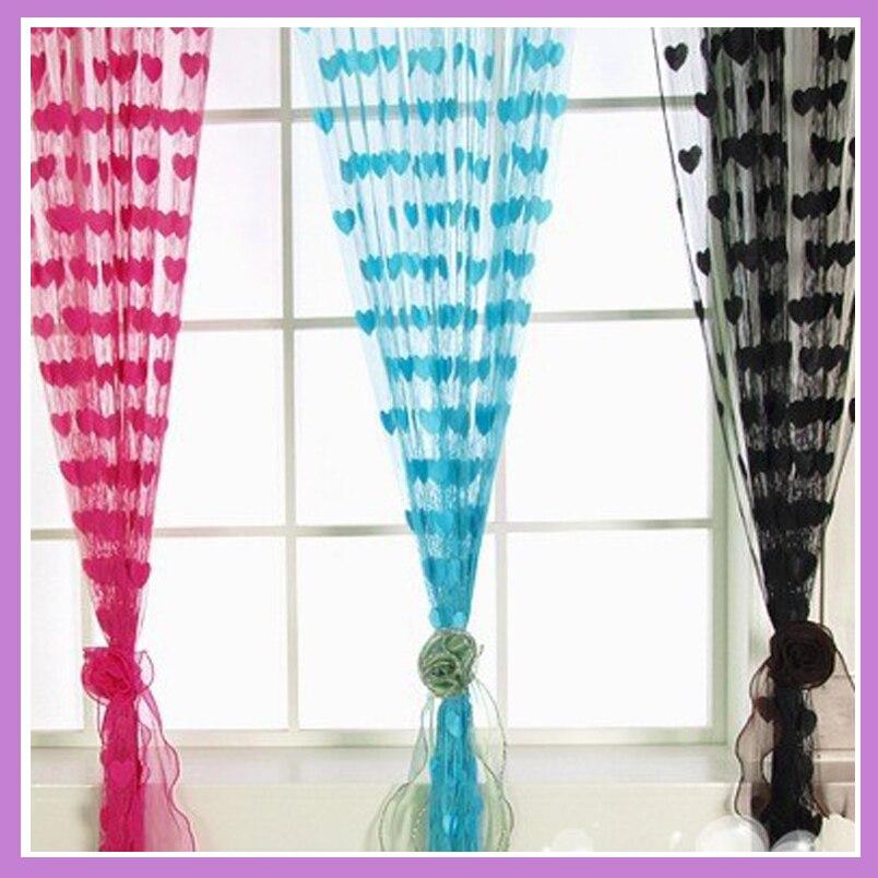 O transporte da gota rom ntico cora o em forma de cortina - Formas de cortinas ...