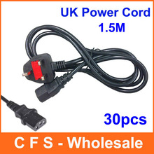 Buy power cable uk wire and get free shipping on AliExpress.com