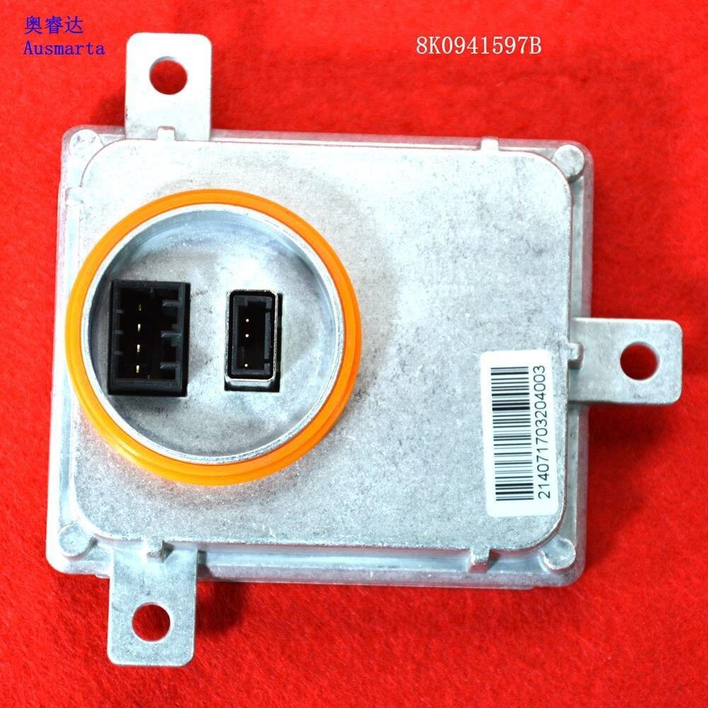 OEM For VW Passat Jetta Golf A3 A4 A8 Headlight Ballast HID Control Module Unit 8K0941597B