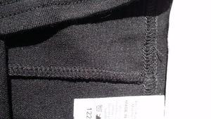 Image 5 - Écharpe de guêtre en laine mérinos noire