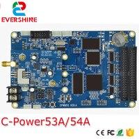 Oferta Tarjeta de control de pantalla LED de alta escala gris c power 5 series Tarjeta de