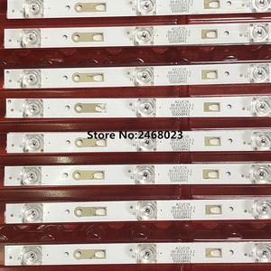 Image 3 - 1 סט = 12 חתיכות LED תאורה אחורית רצועת עבור 50A6 LE50U51A אור בר 30350006205 LED50D06 ZC14AG 01