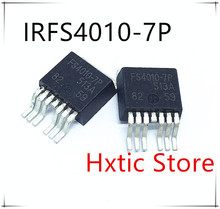 NEW 10PCS/LOT IRFS4010-7P IRFS4010-7 IRFS4010 FS4010-7P AUIRFS4010-7P