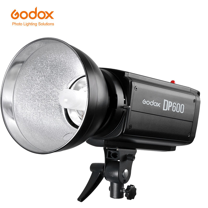 Godox Studio DP600 Flash DP Series Flash Max Power 600WS GN80 Wireless control port for wedding