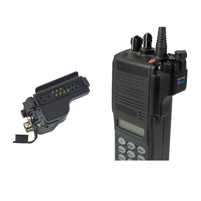Two way Radio Bluetooth Adapter WALKIE TALKIE BLUETOOTH DONGLE for Motorola HT1000 MTS2000 MTX900 XTS2500 XTS5000