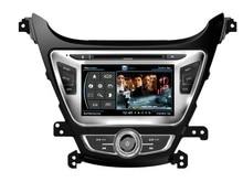 For Hyundai Avante 2014~2015 – Car GPS Navigation System + Radio TV DVD iPod BT 3G WIFI HD Screen Multimedia System