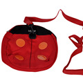 Bebear 2017 Brand New Ladybug Baby Kid Toddler Keeper Walking Safety Harness Backpack Leash Strap Bag
