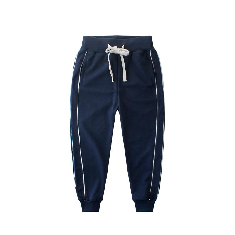 Little Baby Boys Loose Casual Cotton Hiphop Harem Pants Infant Elastic Waist Sport Jogger