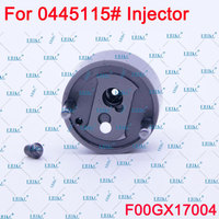 ERIKC Fuel Piezoelectric Valve F00GX17004 Diesel Fuel Inejction Piezo Valve F 00G X17 004 for Bosch Piezo 0445115 Injector