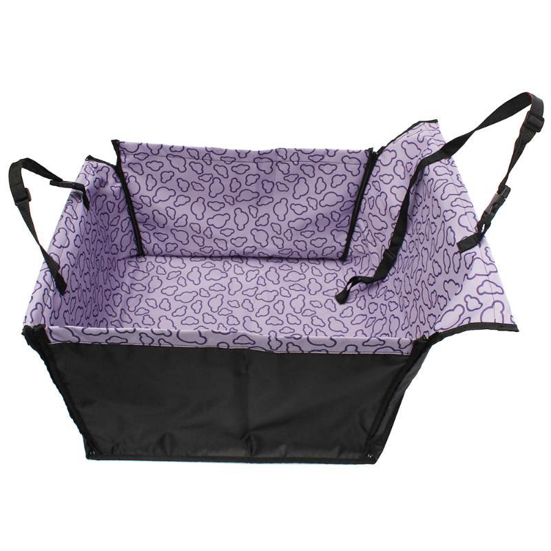 Waterproof Single Dog Seat Cover Pet Rear Carrier Mat Blanket Dog Car Seat Back Protector Safe Dog Accessories Hammock 17