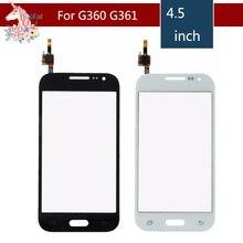 10pcs/lot For Samsung Galaxy DUOS Core Prime G360 G360H G3608 G361 G361H G361F Touch Screen Digitizer Sensor Glass Lens Panel цена 2017