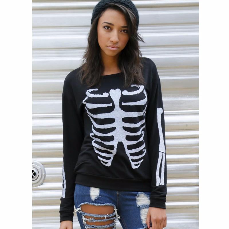 Black-Stylish-Pullover-Skeleton-Print-Sweatshirt-LC25930-2-4_conew1