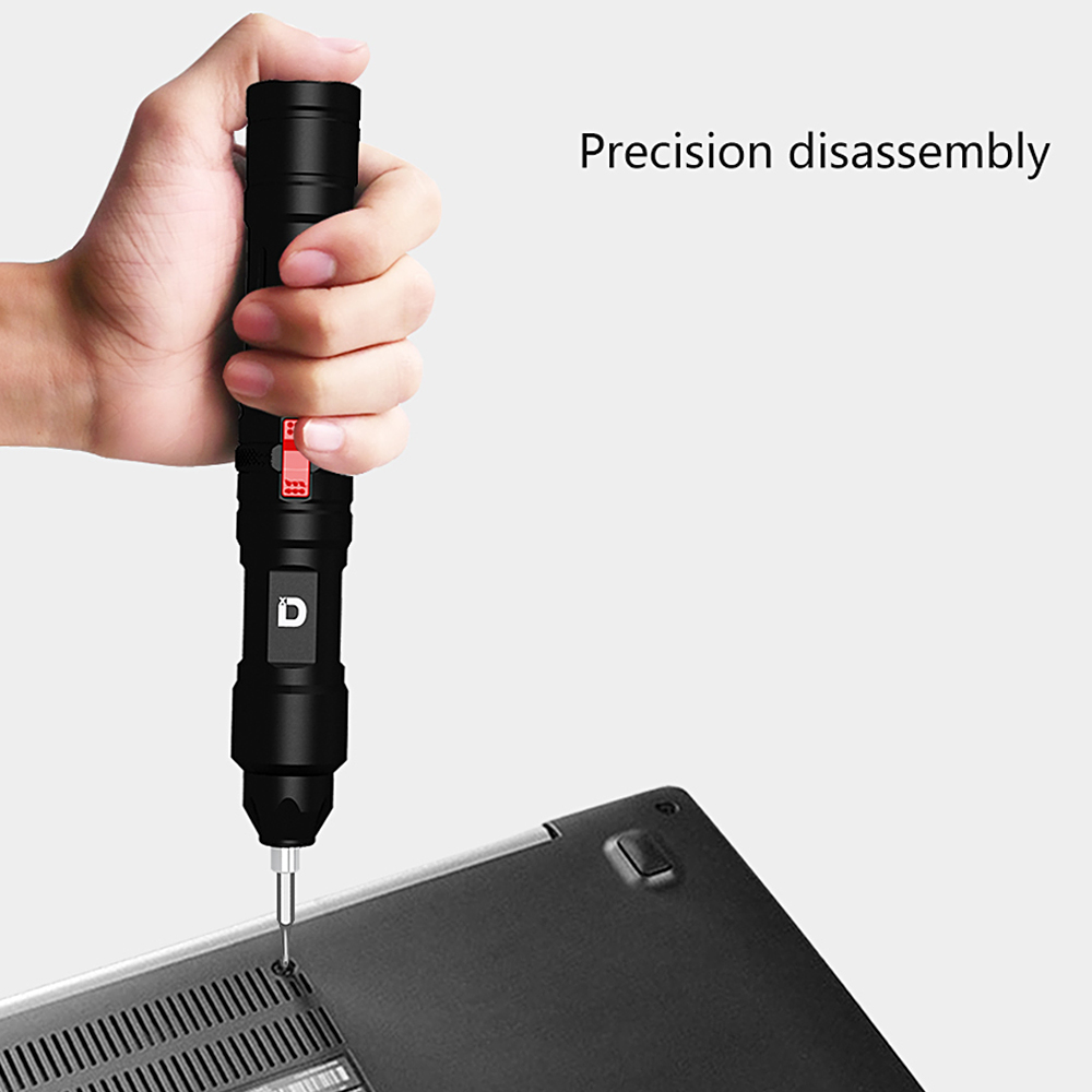 XiaoDong X2  Mini Smart Electric Screwdriver 300RPM Rechargeable Cordless Battery Drill Screw Driver Repair KitXiaoDong X2  Mini Smart Electric Screwdriver 300RPM Rechargeable Cordless Battery Drill Screw Driver Repair Kit