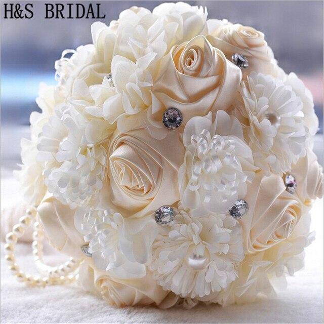 Best Selling Arabic style Bridal Bridesmaid Flower wedding bouquet ...