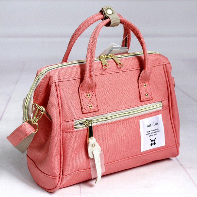 Japan anello multi-purpose women's handbag shoulder bag Fashion women's Diaper bag(China)