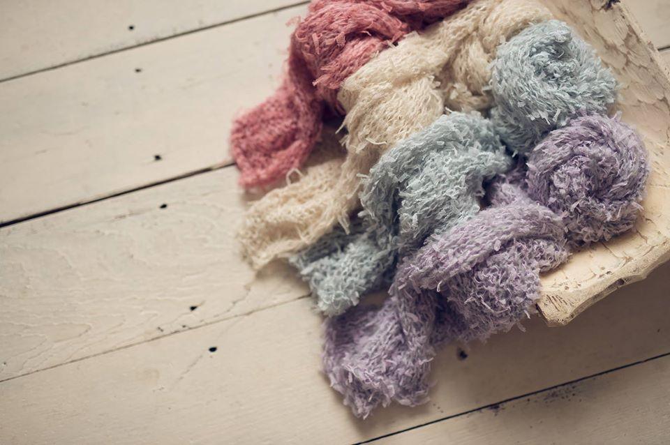 Newborn props,Stretch wrap,mohair lace wrap with matching hat bonnet cap,newborn soft blanket for newborn props(40*80cm) women night sleep hat long hair care chemo cap satin bonnet cap head wrap