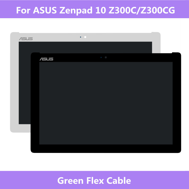 ASUS Original Screen Z300C Z300CG LCD Display Touch screen Digitizer assembly For ASUS Zenpad 10 Z300C