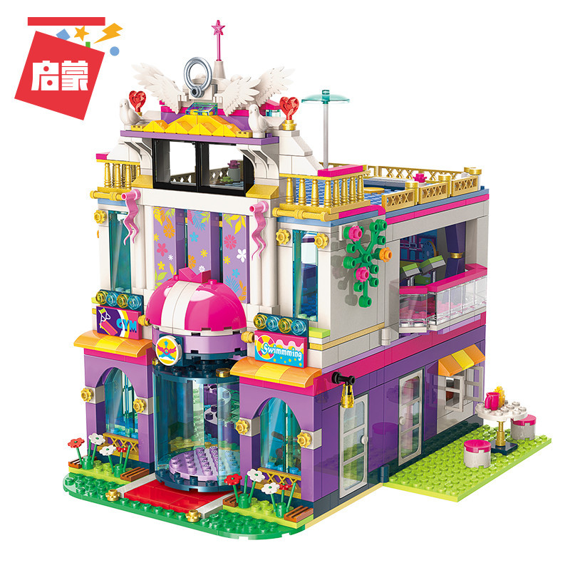 ENLIGHTEN-City-Girls-Princess-Dream-House-Villa-Building-Blocks-Sets-Bricks-Model-Kids-Classic-Compatible-Legoings (1)