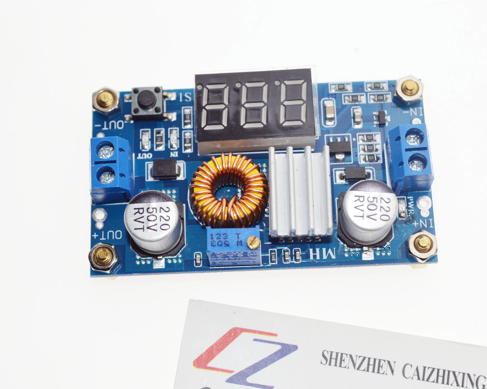 Lm2587 Dc Power Modules Boost Module Over Lm2577 Peak 5a Circuit Diagram Of The Induction Heating Inverter Aneka Listrik 75w Xl4015 Converter Adjustable Step Down 40 38v To