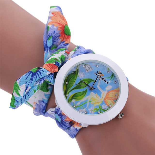 270cc938460 Fashion Women s Watch Leisure Womens Quartz Watch Scarves Crystal Diamond  Wrist Watch Bracelet Vintage relogio feminino  50