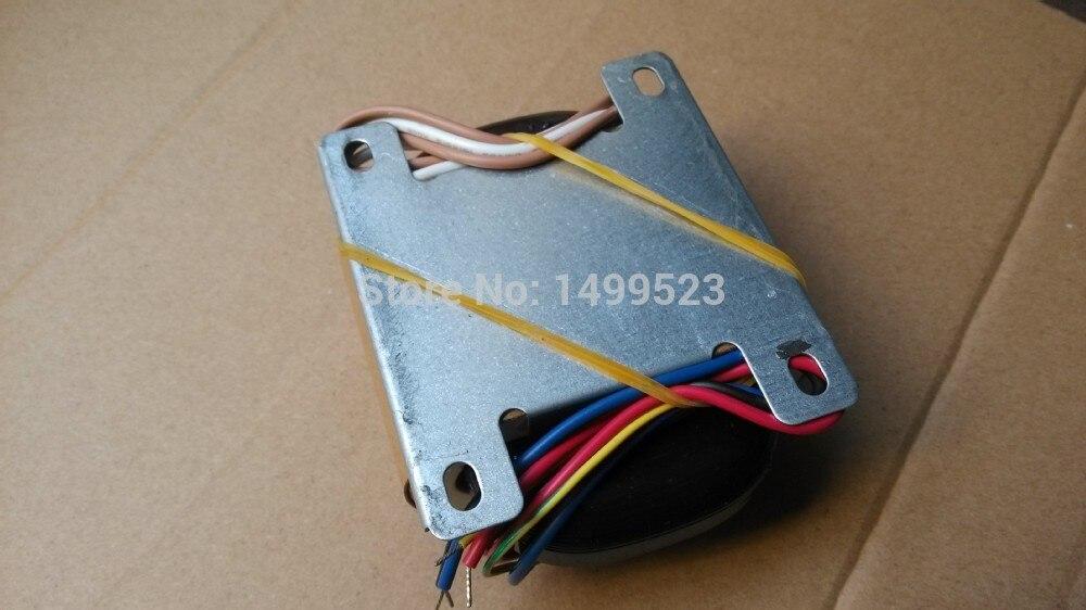 YS 220V 50W (50VA ) R-Core Transformer for tube preamp /dac/ headphone 18V-0-18V