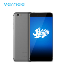 vernee Mars 4G LTE Mobile Phone 5.5″ FHD Android 6.0 MT6755 Octa Core 1920*1080 4G RAM 32G ROM 13.0MP Fingerprint ID cell phones